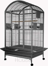 Load image into Gallery viewer, A&e Cage Co. 36 X 28 Dome Top Bird Platinum