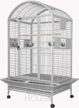 Load image into Gallery viewer, A&e Cage Co. 36 X 28 Dome Top Bird White