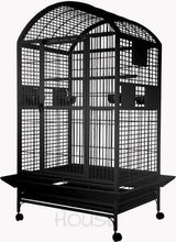Load image into Gallery viewer, A&e Cage Co. 36 X 28 Dome Top Bird Black