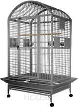 Load image into Gallery viewer, A&e Cage Co. 36 X 28 Dome Top Bird Stainless Steel