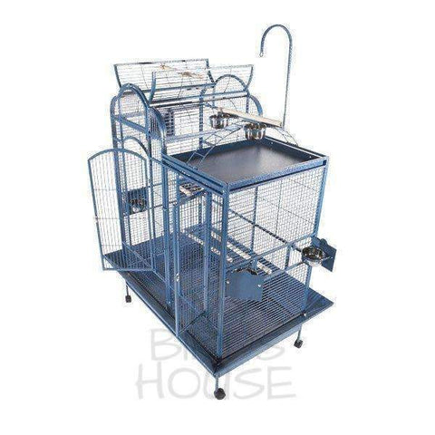"A&E Cage Co. 42"" x 26"" Split Level House Bird Cage"