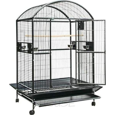 "A&E Cage Co. 48"" x 36"" Dome Top Bird Cage"