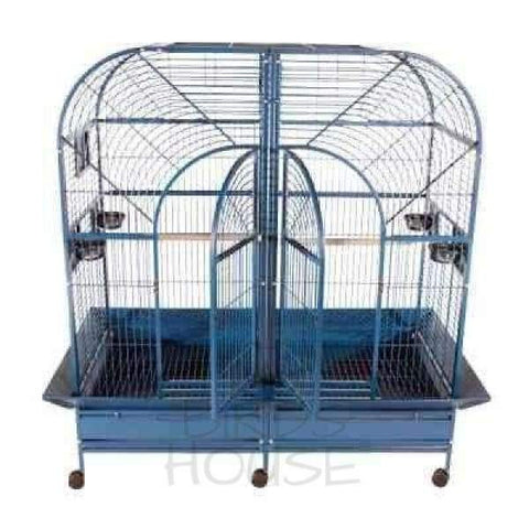 "A&E Cage Co. 64"" x 32"" Double Macaw Bird Cage"