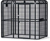 "A&E Cage Co. 86"" x 62"" Walk In Aviary"