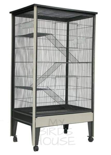 A&E Cage Co. Critter Tower - 4 Level Small Animal Cage