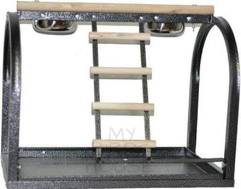 Table Play Stand with Ladders and Cups