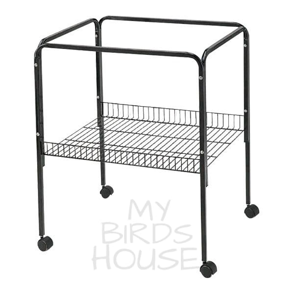 Ae18-St Black - Universal Stand For 18X14 & 18X18 Cages Cage