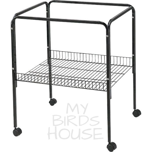 Ae29696 Black - Stand 25X21 Cages Cage