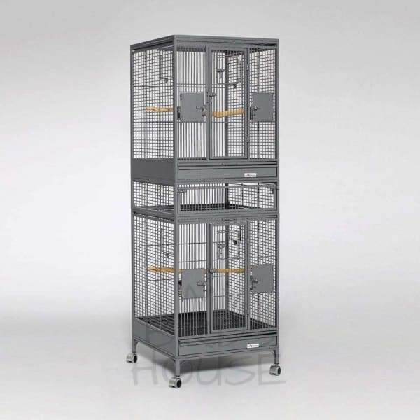 Avian Adventures Multi Vista Breeder Bird Cage