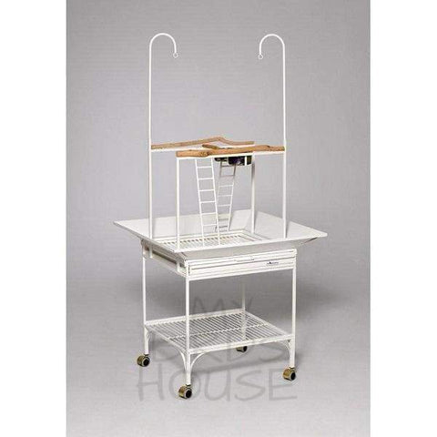 Avian Adventures Parrot Recreation Center Play Stand