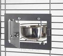 Load image into Gallery viewer, Bird Cage Bowl Feeder Door Lock Replacement Parts