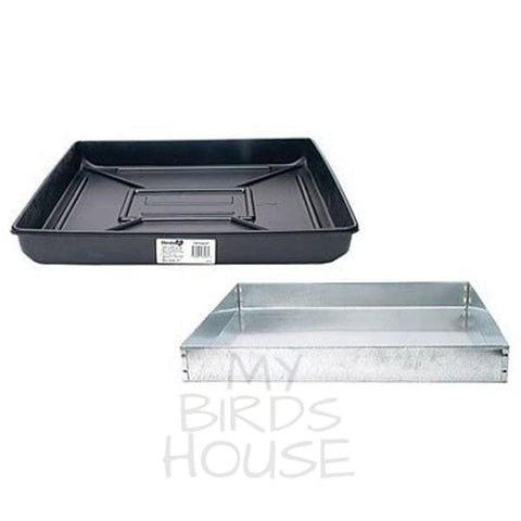 Bird Cage Slide Out Replacement Tray and Pan