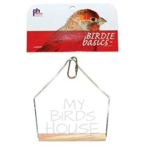 "Birdie Basics Bird Swing - 4"" x 5"""