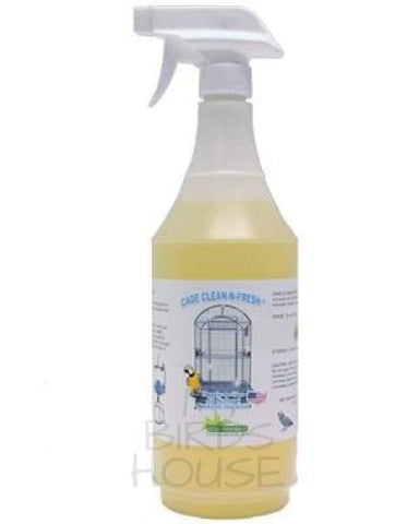 Cage Clean-N-Fresh Bird Cage Cleaner