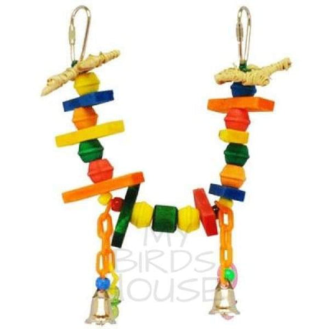 Canary Swing Bird Toy