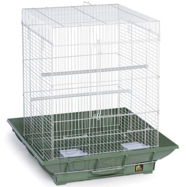 Clean Life Bird Cage - Green