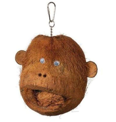 Coco Monkey Naturals Bird Toy