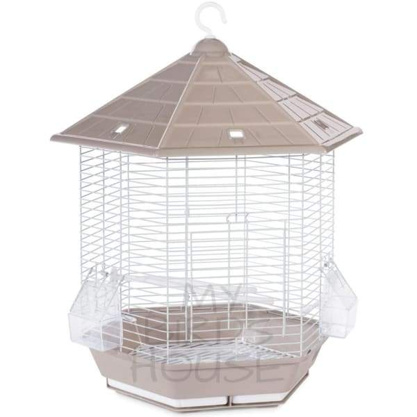 Copacabana Bird Cage - Gray/brown