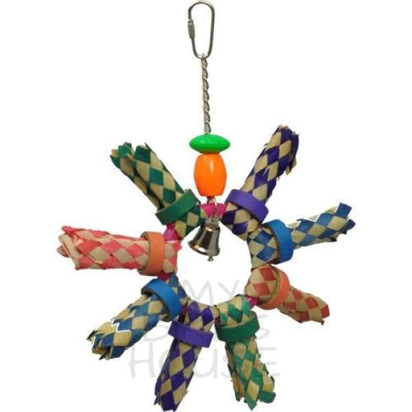 Extinguished Ring - Small Bird Toy
