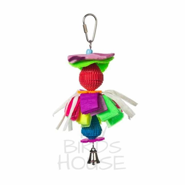 Fancy Dance Bird Toy