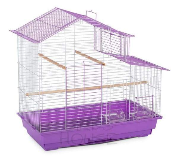 House Top Tiel Cage Single Pack - Purple