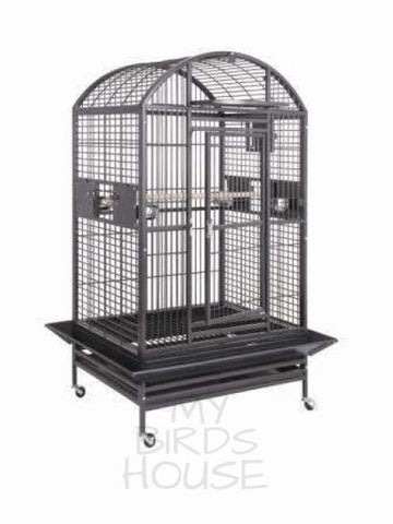 "HQ 36"" x 28"" Dome Top Bird Cage"