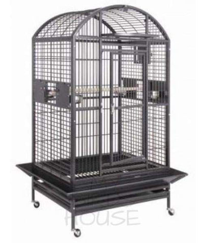 "HQ 40"" x 30"" Dome Top Bird Cage"