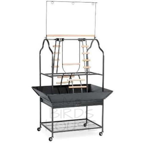 LARGE PARROT PLAYSTAND