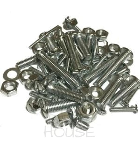 Play Top Bird Cage Replacement Screws