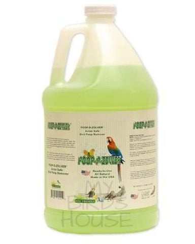 POOP-D-ZOLVER Bird Cage Poop Remover Cleaning Supply