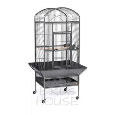 "Prevue Hendryx 24"" x 22"" Dome Top Medium Bird Cage"