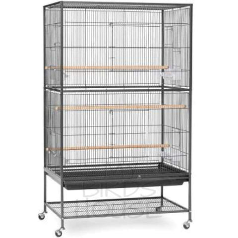 "Prevue Hendryx 30"" x 20"" Black Flight Bird Cage"