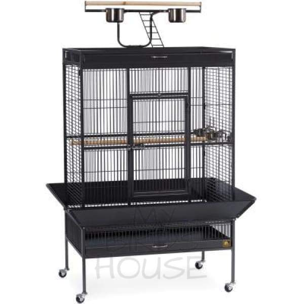 "Prevue Hendryx 36"" x 24"" Large Play Top Bird Cage"