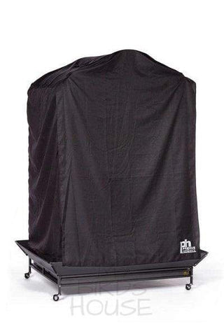 Prevue Hendryx Bird Cage Cover - Extra Large Black