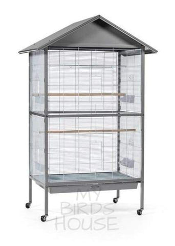 Prevue Hendryx Charming Aviary Flight Bird Cage - Extra Large