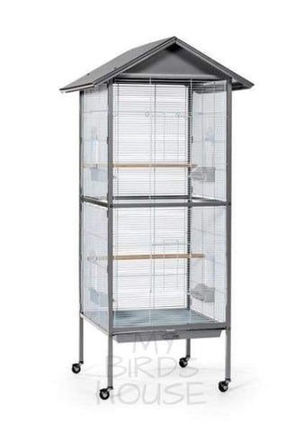Prevue Pet Products Charming Aviary Large Flight Bird Cage