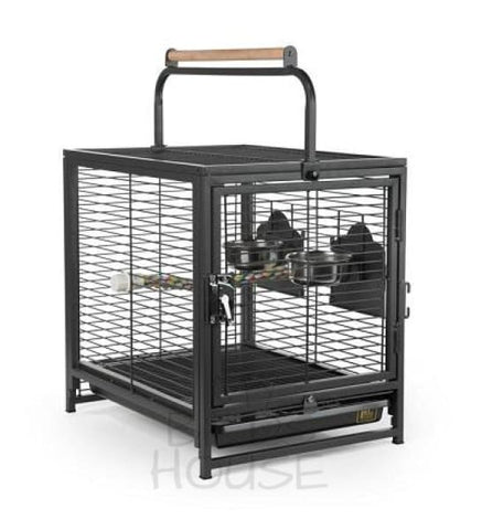 Prevue Hendryx Bird Cage Travel Carrier