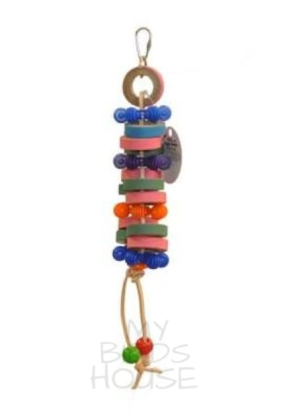 Super Ring Chew Bird Toy