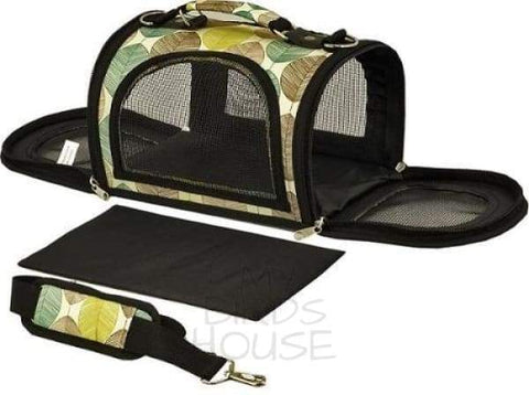 The Excursion Pet Travel Bird Carrier Bird Cage Flight Baggage Bag