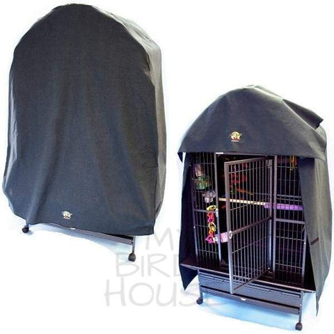 "Universal 46"" x 30"" Dome Top Bird Cage Cover"