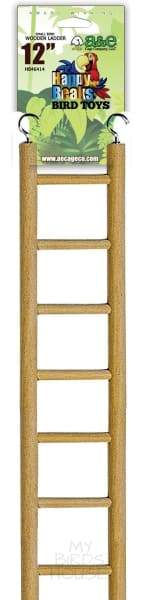 Wooden Hanging Ladder - 12