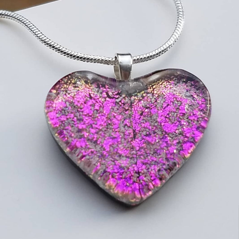 Tiny Heart Cremation pendant Handmade Cremation Jewelry Pendants, Rings and Bracelets. Ashes in Glass Handmade . Sympathy Gifts, Mourning Jewelry. Cremation Ashes Infused in Glass. Quality Sterling Silver and 14k Gold USA Handmade by Infusion Glass  Human & Pet Cremation Ash Remembrance Urns