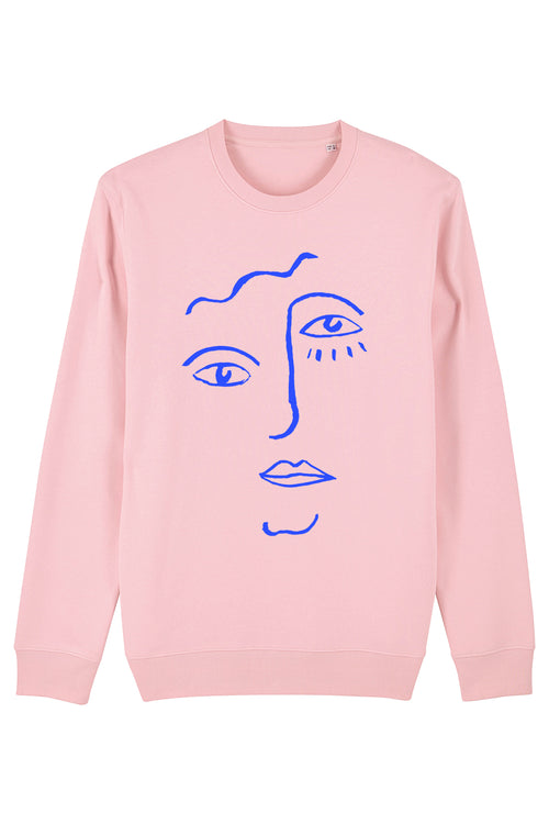 Face Sweater (Crush)