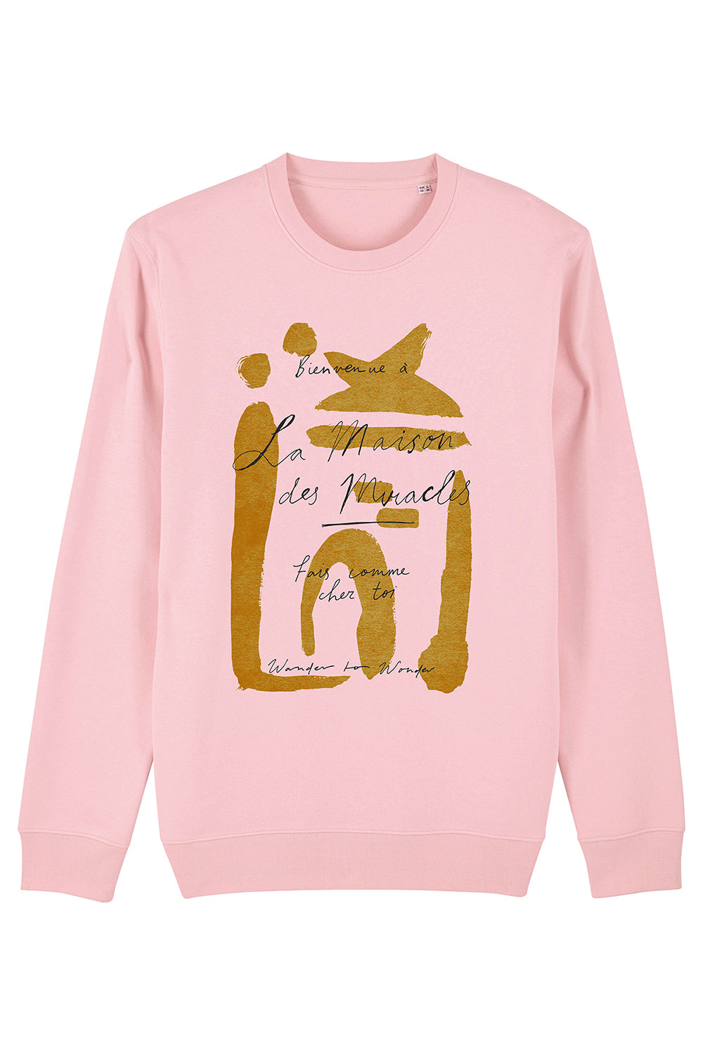 Maison des Miracles Sweater (Crush)
