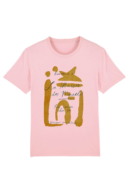 Maison des Miracles T-shirt (Crush)