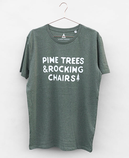 Rocking Chairs Tee (Unisex)