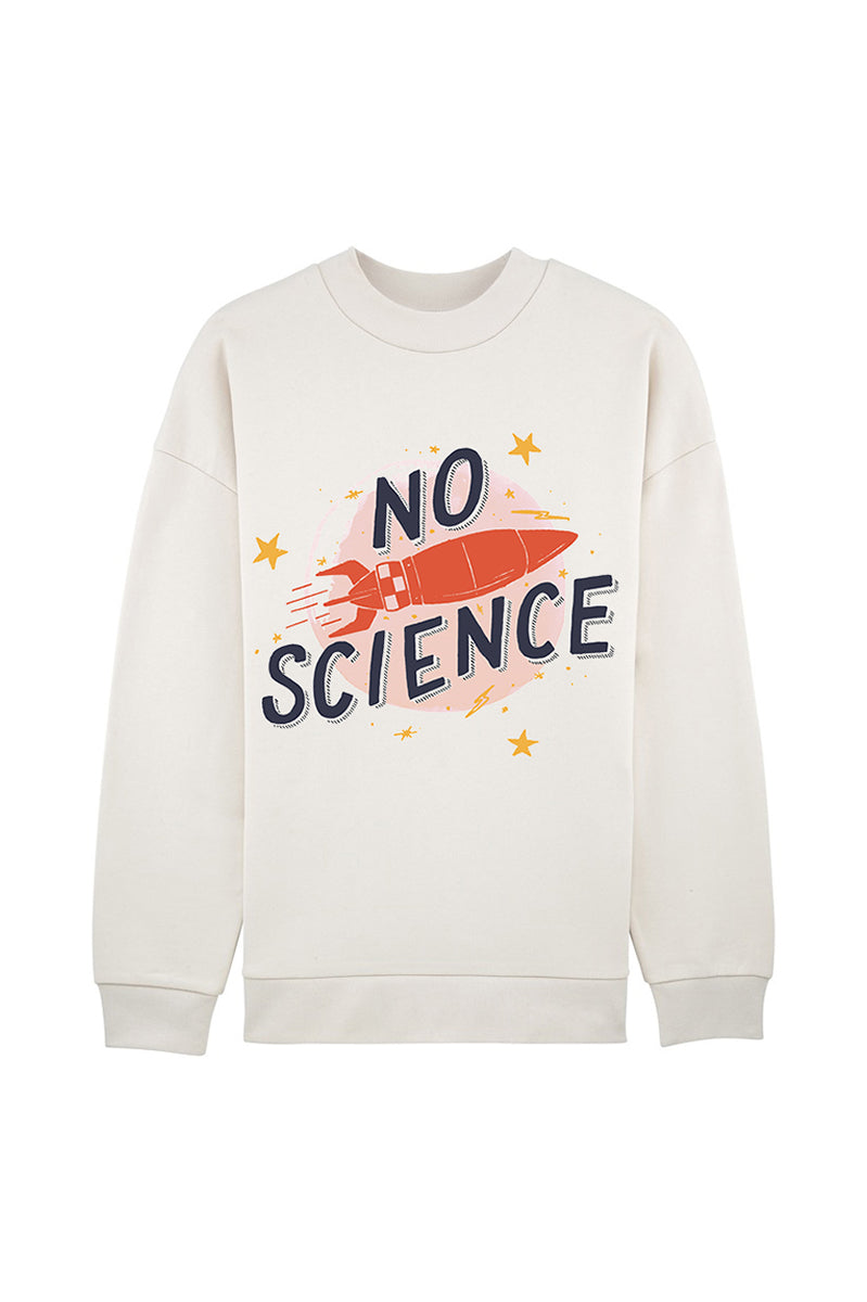 No Rocket Science Sweater
