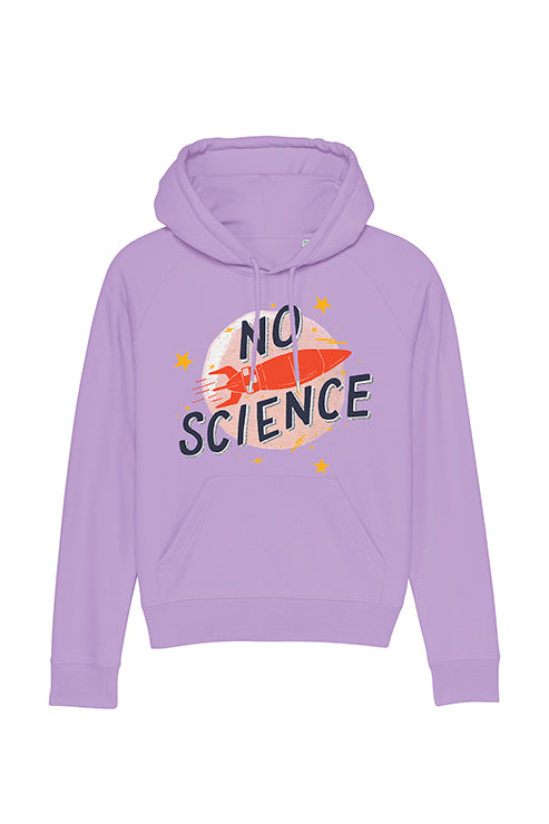 No Rocket Science Hoodie