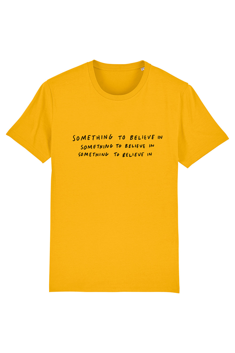 Something To Believe In T-shirt (Sunshine)