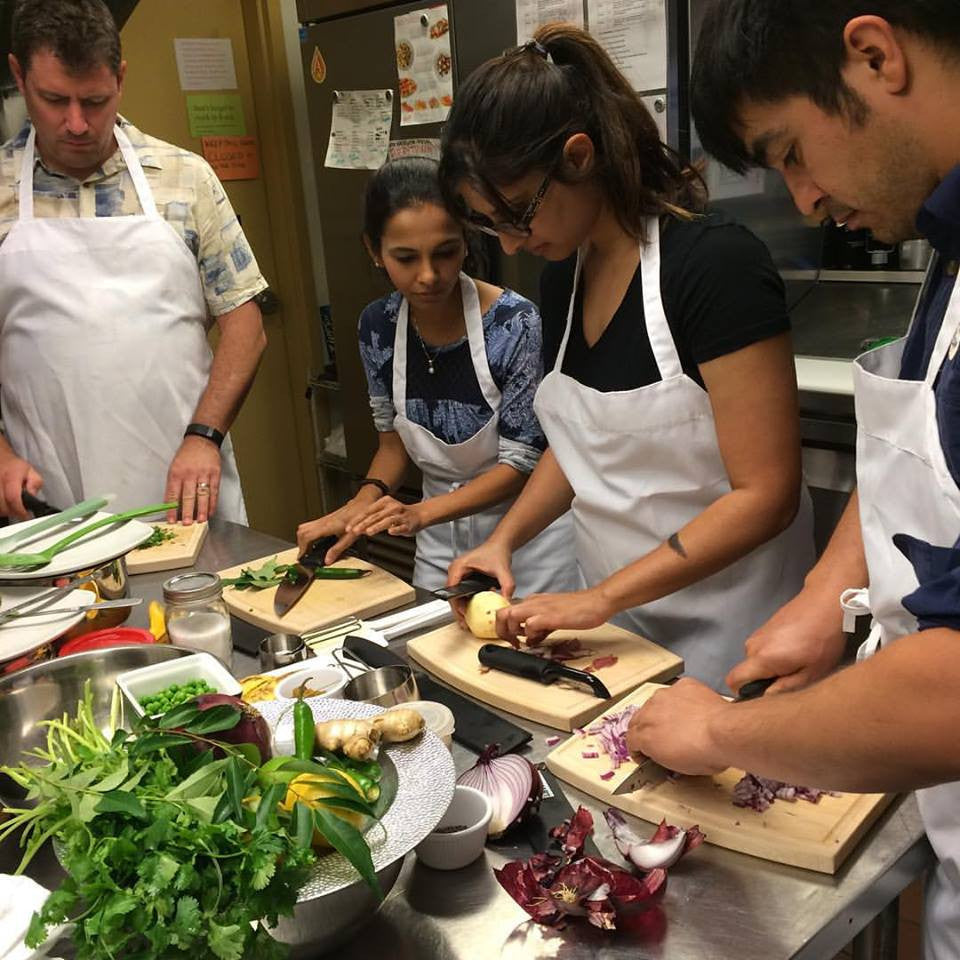 Try Freda's Kitchen's Indian Cooking Classes in Cedar Park!
